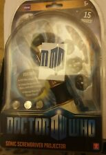 Doctor Who - Sonic Screwdriver Projector - Character Options - 2010 - BBC- NEW