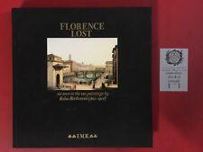 FLORENCE LOST Vol.1 Italo Calvino QUADRERIA Ed Limitata FMR Franco Maria Ricci