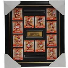 Sydney Swans 2016 Select Card Team Set Framed Lance Franklin Kennedy Hannebery