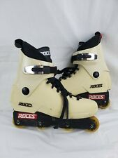 Roces Majestic 13 Twelve Aggressive Inline Skates Mens 9.5 Italy