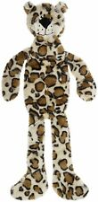 """SPOT ETHICAL SKINNEEZ SKINNEEEZ TONS O SQUEAKERS 19 SQUEAKER 20"""" LEOPARD DOG TOY"""