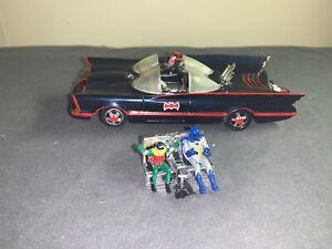 1/32 Batmobile Slot Car*Carrera Digital Chip*1 Of A Kind Custom