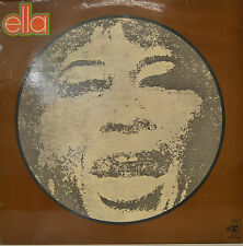 "Ella Fitzgerald - Ella 12 "" LP (n868)"