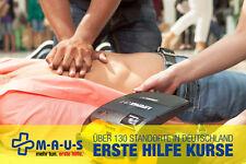 Erste Hilfe Kurs Ticket (9 Unterrichtseinheiten)