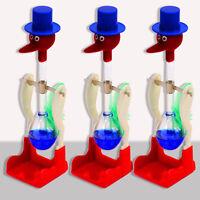 Trinkwasser Vogel Glück Neuheit Glückliche Ente Bobbing Spielzeug Retro Gla X4G1