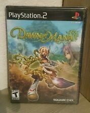 NEW! DAWN OF MANA US Factory Sealed  PS2