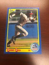 New listing ROOKIE Sammy Sosa 1990 Score Baseball Card #558 Chicago White Sox VG FS