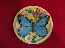Spoontiques Butterfly & Flowers Stepping Stone / Wall Art - Model #13154