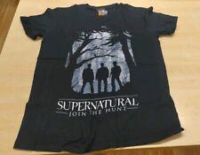 Mens T shirt Official Supernatural Join The Hunt Winchester TV Show M Medium C