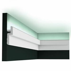 C394 Contemporary Coving or LED Lighting Moulding