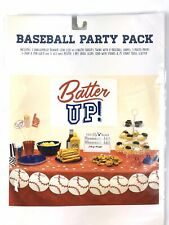 Baseball Decoration Party Pack Banner Photo Props Boy's Birthday Celebration