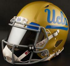 UCLA BRUINS NCAA Authentic GAMEDAY Football Helmet w/ UNDER ARMOUR Eye Shield