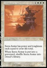 Serra avatar // LP // Urza's saga // Engl. // Magic the Gathering