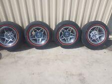 Performance Bathurst style 15 x 8 and tyres NEW suit Ford XW XY XA XB XD ESP GT