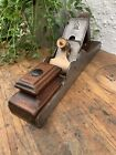 MATHIESON 15 3/4 inch Jointer & Panel Plane Dovetailed steel and rosewood infill