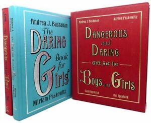 Dangerous and Daring Book for Boys and Girls Miriam Peskowitz, Gonn Iggulden