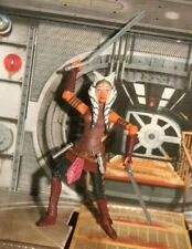 "custom adult Ahsoka Tano jedi MASTER figure Star Wars 3.75"" loose rebels clone"