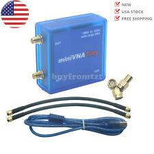 VNA 1M-3GHz Vector Network Analyzer Kit miniVNA Tiny VHF/UHF/NFC/RFID RF US SELL