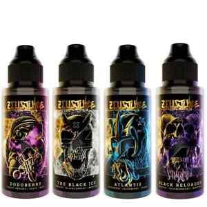 Zeus Juice Shortfill E-Liquid 50ml & 100ml 0mg   100% Authentic