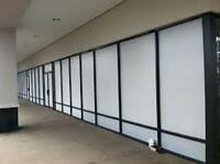 "60"" X 25 LF ROLL WHITEOUT WINDOW TINT FILM Privacy schools,offices,storefronts"