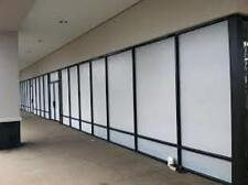 """60"""" X 25 LF ROLL WHITEOUT WINDOW TINT FILM Privacy schools,offices,storefronts"""