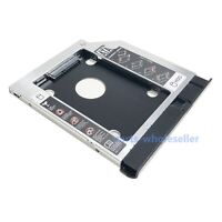 with Bezel 2nd HDD SSD Hard Drive Optical Caddy for Acer E1-510G E1-570G E1-572G