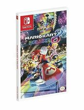 Mario Kart 8 Deluxe Prima Official Guide Nintendo Switch Strategy Paperback Book