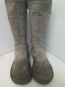 Genuine Ugg Classic Long Boots UK 5.5 Euro 38 in Grey
