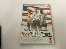 Poor White Trash (DVD, 2001) NR MINT