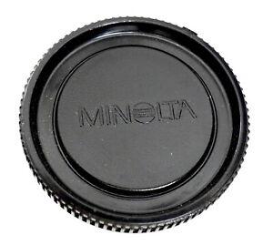 Minolta SR MD Manual Focus Camera Body Cap - BC-1 - Genuine - PERFECT
