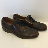 Purnell Mens Brown Leather Shoes AU/UK7 US8 EUR41