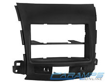 07-13 OUTLANDER CAR STEREO RADIO CD PLAYER DASH INSTALLATION BEZEL MOUNTING KIT