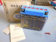 NOS Triumph 1966 & Later Battery MG3-12 Jeico