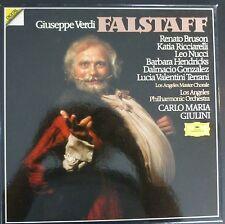VERDI falstaff / BARBARA HENDRICKS - GIULINI    / DG DIGITAL