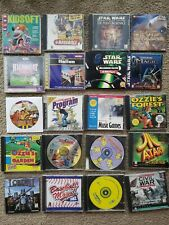 16 Classic Computer Games (late 90s, early 2000s)