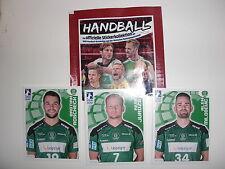SC DHfK Leipzig-Victus Handball Bundesliga Sticker-wie siehe fotos