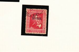 """US - PHILIPPINES STAMP WITH """"OFFICIAL"""" OVERPRINT - N"""