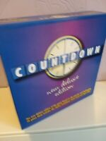 Countdown Deluxe Edition Board Game by Britannia Games 2006 Brand New Not Sealed