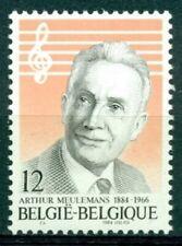 Belgium Scott #1183 Mnh Arthur Muelemans Music Composer $