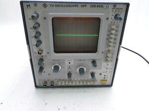 RS Rohde & Schwarz OPF Oszilloskope 288.4615.33 funktioniert I940