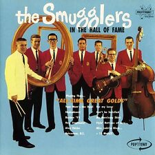 The Smugglers ‎– In The Hall Of Fame... All-Time Great Golds -Rock n Roll