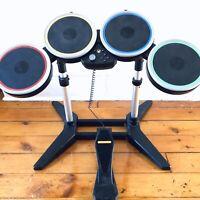 Rock Band 4 Wireless Drums Xbox One w/ Foot Pedal Harmonix 91162