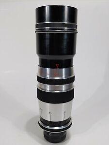 Tele-Kilar 300mm f/5.6 Heinz Kilfitt Munchen Lens Leica M39 Mount