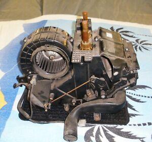 Nissan Micra K10 Heizungskühler Kühler Lüfter Lüftung Lüftermotor Vorwiderstand