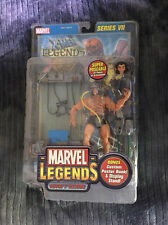 RARE Marvel Legends #7 WEAPON X WOLVERINE, New in Original Package