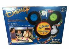 Disney Guess Words Game