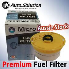 Fuel Filter R2657P Fits Toyota Landcruiser Sahara VDJ76 VDJ200series V8 Diesel
