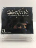 New The Legend of the Prophet & the Assassin CD Rom PC Game