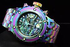 Invicta Men 52mm Subaqua Iridescent Abalone Dial Swiss Chronograph Quartz Watch
