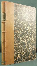 COSMAS INDICOPLEUSTES- TOPOGRAPHIA CHRISTIANIA - Astronomie VI° sièc -MIGNE 1864